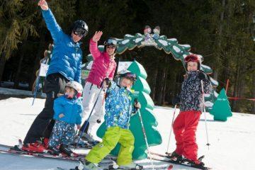 Altenmarkt-Zauchensee-TourismusSkifahrenFamilieFichtelland